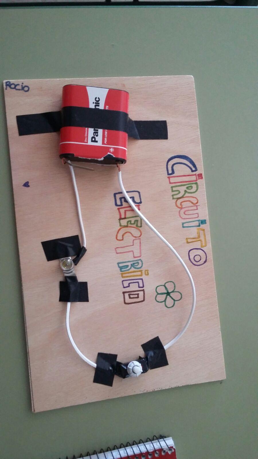 Circuito Electrico Basico : Circuito electrico basico manualidad bazar james la pintana