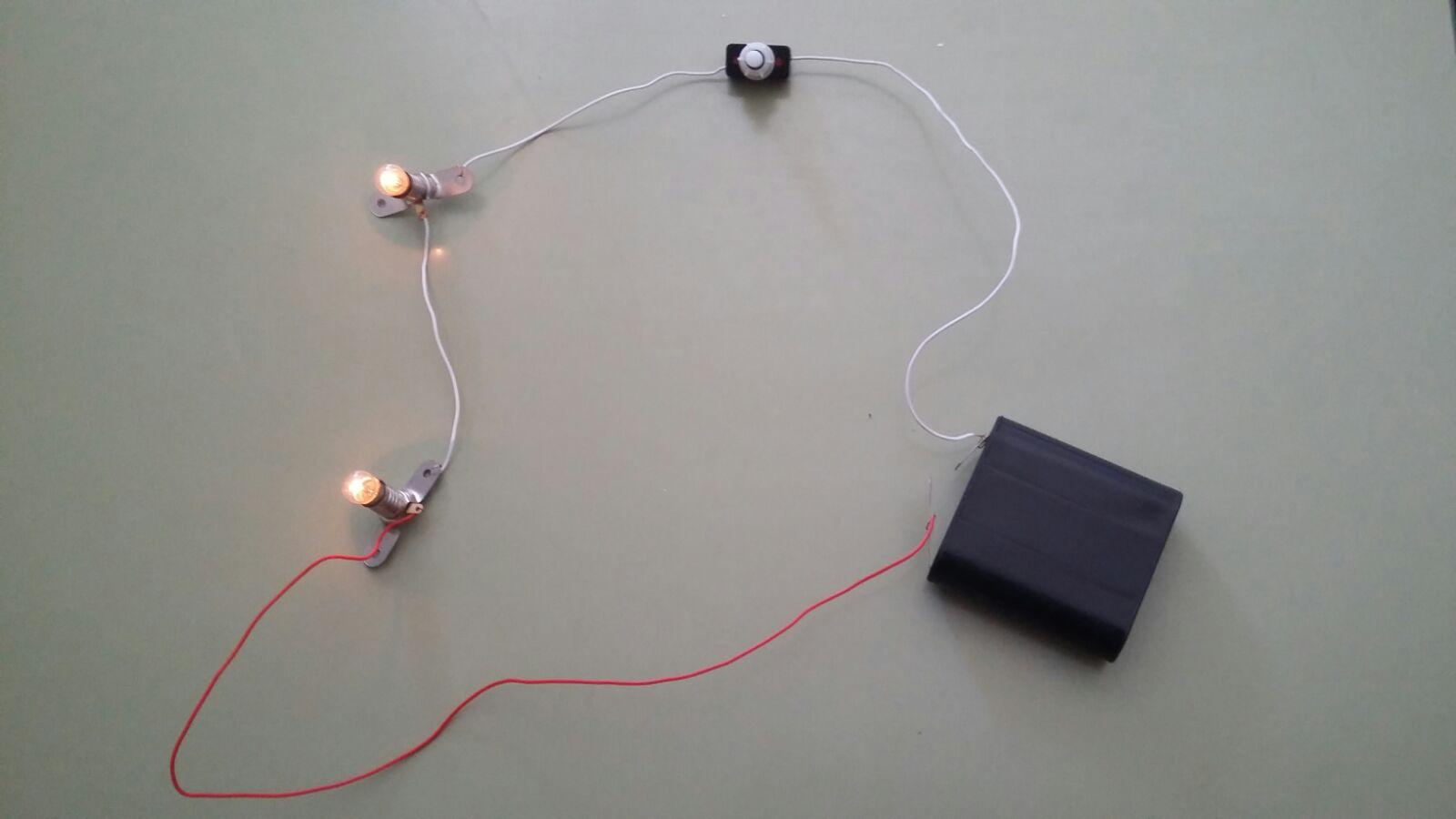 Circuito Electrico Basico : Circuito eléctrico básico ceip jesús nazareno almadén ciudad real