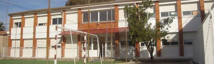 Edificio 1º y 2º de primaria